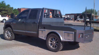 2011 Dodge SRW Short Bed